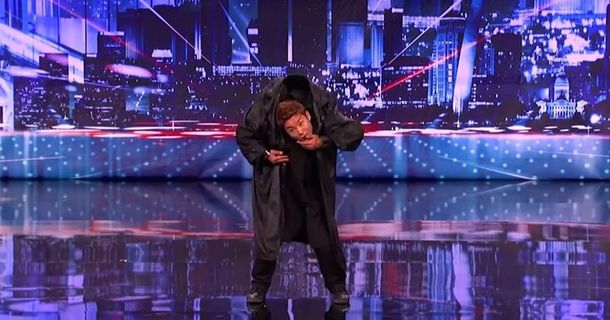 If You Loved This Dancer's Jaw-Dropping Performance On 'America's Got Talent,' Wait'll You See This